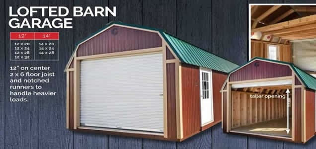 sheds-cabins-garages-best-portable-buildings-missoula-montana
